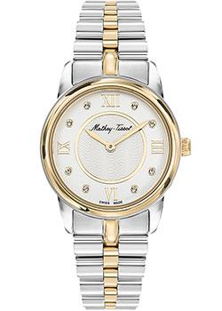 Швейцарские наручные  женские часы Mathey-Tissot D1086BYI. Коллекция Artemis