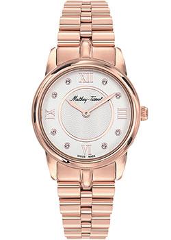 Швейцарские наручные  женские часы Mathey-Tissot D1086PI. Коллекция Artemis