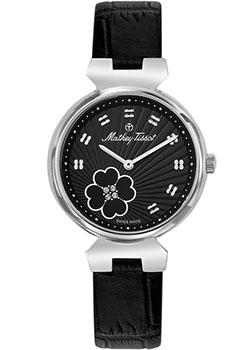 Швейцарские наручные  женские часы Mathey-Tissot D1089ALN. Коллекция Fiore