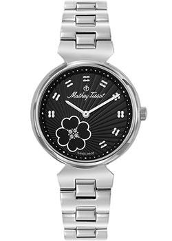 Швейцарские наручные  женские часы Mathey-Tissot D1089AN. Коллекция Fiore