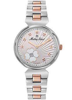 Швейцарские наручные  женские часы Mathey-Tissot D1089BI. Коллекция Fiore