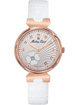 Швейцарские наручные  женские часы Mathey-Tissot D1089PLI. Коллекция Fiore