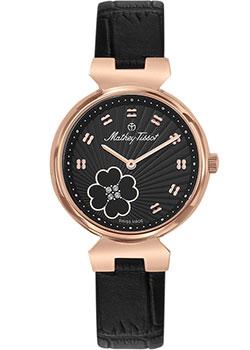 Швейцарские наручные  женские часы Mathey-Tissot D1089PLN. Коллекция Fiore
