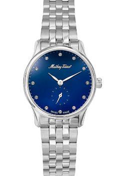 Швейцарские наручные  женские часы Mathey-Tissot D1886MABU. Коллекция Edmond