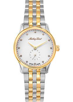 Швейцарские наручные  женские часы Mathey-Tissot D1886MBI. Коллекция Edmond