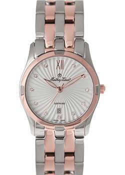 Швейцарские наручные  женские часы Mathey-Tissot D2111BI. Коллекция Elisa