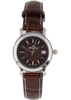 Швейцарские наручные  женские часы Mathey-Tissot D31186AM. Коллекция City
