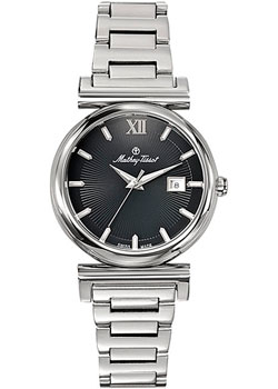 Швейцарские наручные  женские часы Mathey-Tissot D410AN. Коллекция Elegance