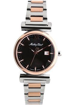 Швейцарские наручные женские часы Mathey-Tissot D410BN. Коллекция Elegance