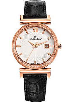 Швейцарские наручные женские часы Mathey-Tissot D410PLQI. Коллекция Elegance