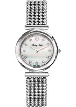 Швейцарские наручные  женские часы Mathey-Tissot D539AI. Коллекция Allure