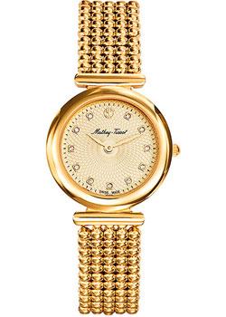 Швейцарские наручные  женские часы Mathey-Tissot D539PDI. Коллекция Allure