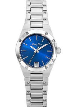 Швейцарские наручные  женские часы Mathey-Tissot D680ABU. Коллекция Elisir