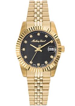 Швейцарские наручные  женские часы Mathey-Tissot D810BM. Коллекция Rolly