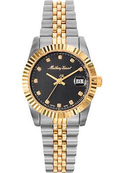 Швейцарские наручные  женские часы Mathey-Tissot D810BN. Коллекция Rolly