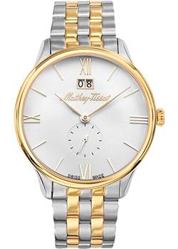 Швейцарские наручные мужские часы Mathey-Tissot H1886MBI. Коллекция Edmond фото