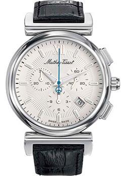 Швейцарские наручные мужские часы Mathey-Tissot H410CHALI. Коллекция Elegance