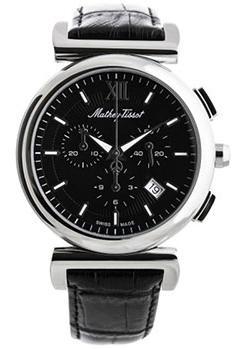 Швейцарские наручные мужские часы Mathey-Tissot H410CHALN. Коллекция Elegance