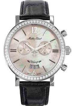 Швейцарские наручные  женские часы Mathey-Tissot H41CHQALI. Коллекция Vintage