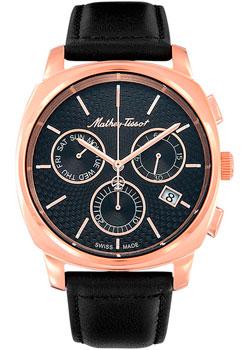 Швейцарские наручные  женские часы Mathey-Tissot H6940CHPN. Коллекция Smart