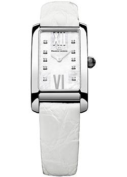 Швейцарские наручные  женские часы Maurice Lacroix FA2164-SS001-170. Коллекция Fiaba
