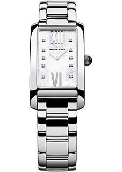 Швейцарские наручные  женские часы Maurice Lacroix FA2164-SS002-170. Коллекция Fiaba