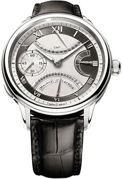 Купить Часы мужские Швейцарские наручные  мужские часы Maurice Lacroix MP7218-SS001-110. Коллекция Masterpiece  Швейцарские наручные  мужские часы Maurice Lacroix MP7218-SS001-110. Коллекция Masterpiece
