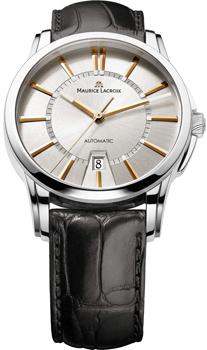 Купить Часы мужские Швейцарские наручные  мужские часы Maurice Lacroix PT6148-SS001-131. Коллекция Pontos  Швейцарские наручные  мужские часы Maurice Lacroix PT6148-SS001-131. Коллекция Pontos