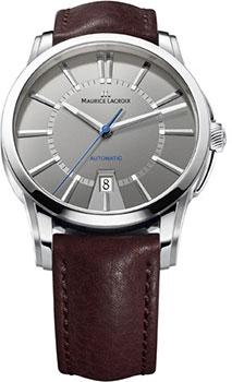 Швейцарские наручные мужские часы Maurice Lacroix PT6148-SS001-230-2. Коллекция Pontos