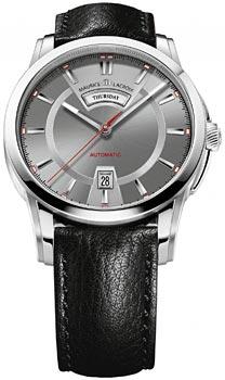 Швейцарские наручные мужские часы Maurice Lacroix PT6158-SS001-231. Коллекция Pontos