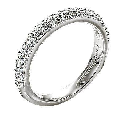 Серебряное кольцо  M0341R_90_03
