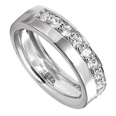 Серебряное кольцо  M0418R_90_03