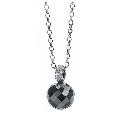 Серебряная цепь  M0448N_90_B5