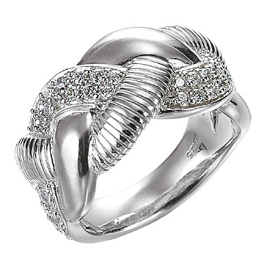 Серебряное кольцо  M0496R_90_03