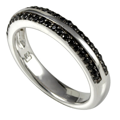 Серебряное кольцо  M0505R_90_43
