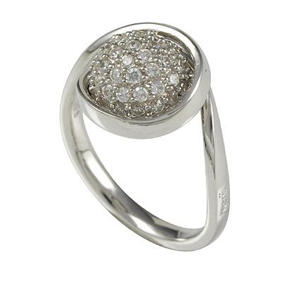 Серебряное кольцо  M0519R_90_03