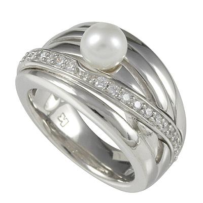 Серебряное кольцо  M0520R_90_A4