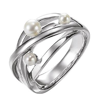 Серебряное кольцо  M0522R_90_C0