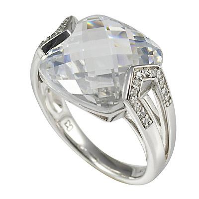 Серебряное кольцо  M0534R_90_03