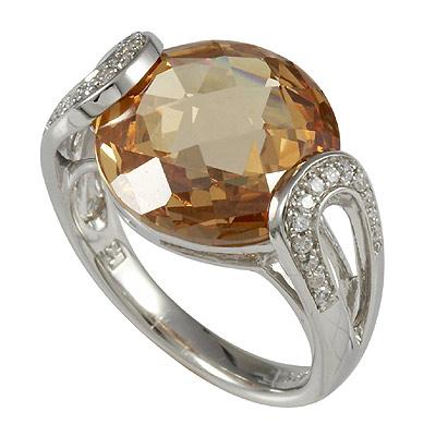 Серебряное кольцо  M0536R_90_36