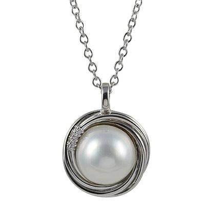 Серебряная цепь  M0543N_90_H8