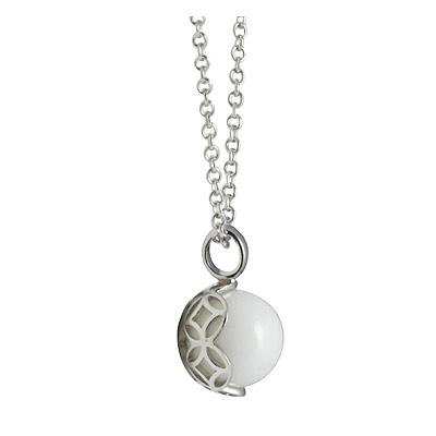 Серебряная цепь  M0562N_90_83