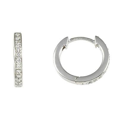 Серебряные серьги  M0569E_90_03