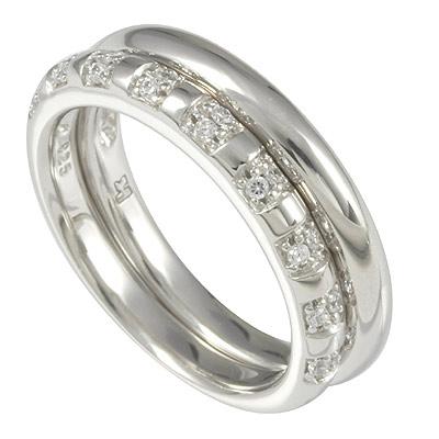 Серебряное кольцо  M0602R_90_03