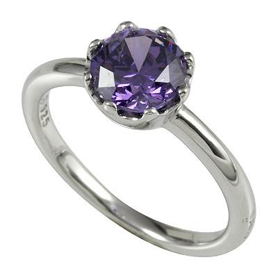 Серебряное кольцо  M0603R_90_C6