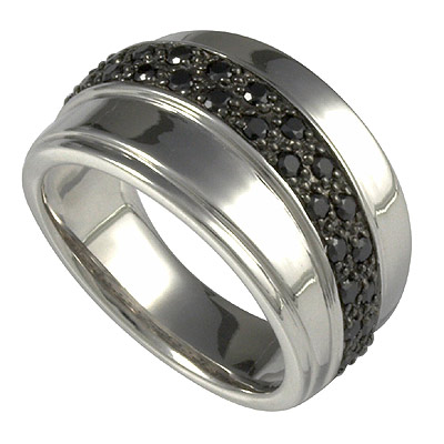 Серебряное кольцо  M0605R_90_43