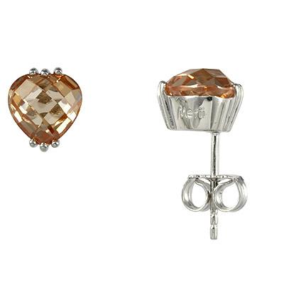 Серебряные серьги  M0612E_90_A3