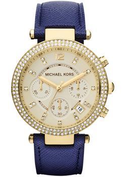 fashion наручные  женские часы Michael Kors MK2280. Коллекция Parker