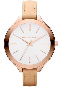 Наручные  женские часы Michael Kors MK2284. Коллекция Runway