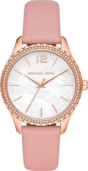 fashion наручные  женские часы Michael Kors MK2909. Коллекция Layton.